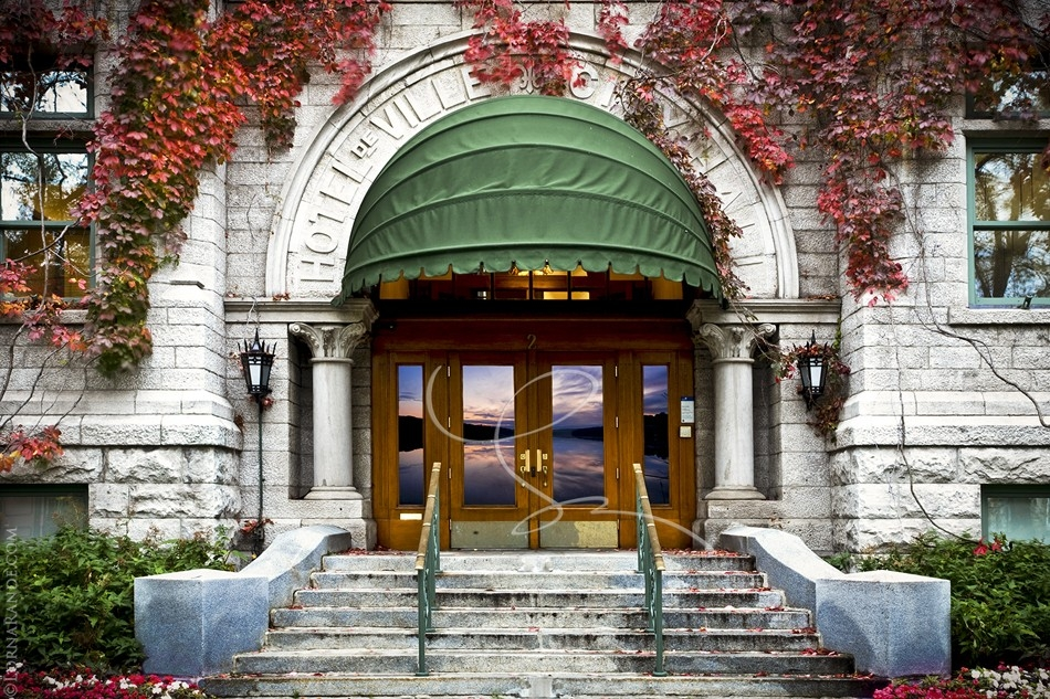 Hotel de Ville-'Selected for Exhibition' PPOC-BC 2010. Quebec, QB Canada