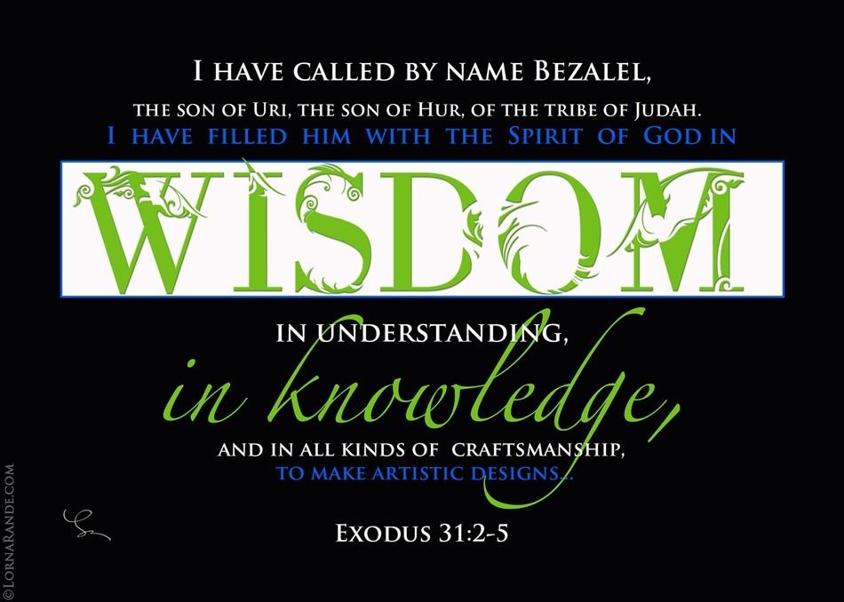 Exodus 31:2-5
