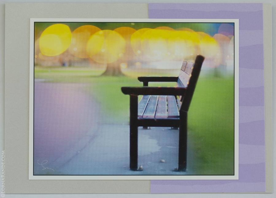 'Twilight Rest' Penticton, BC