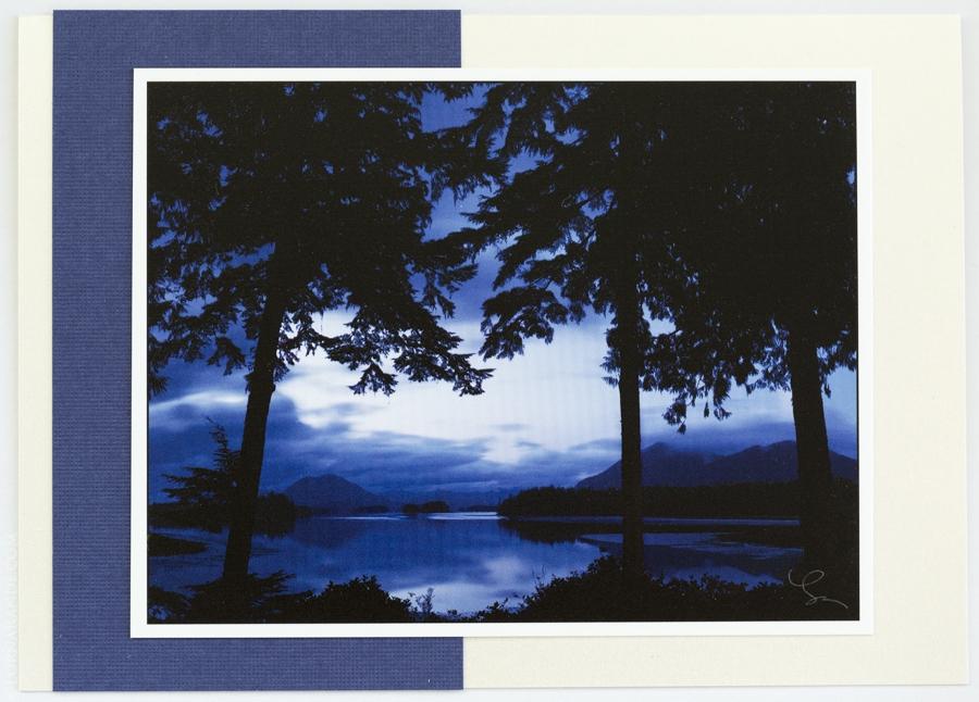 'Chalet Twilight' Tofino, BC