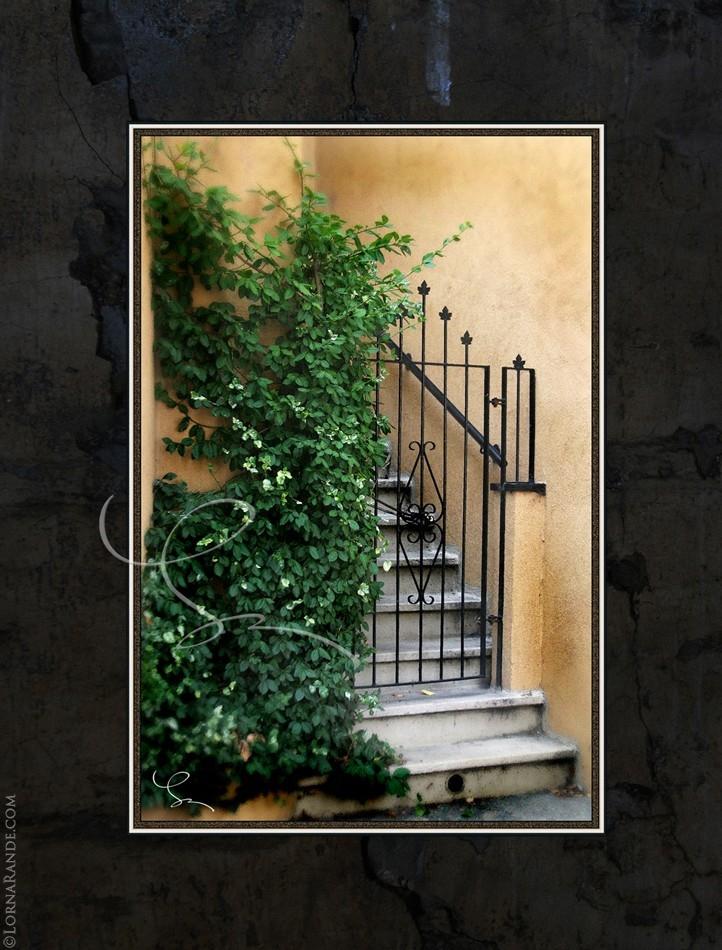 Hidden Staircase - Penticton, BC Canada