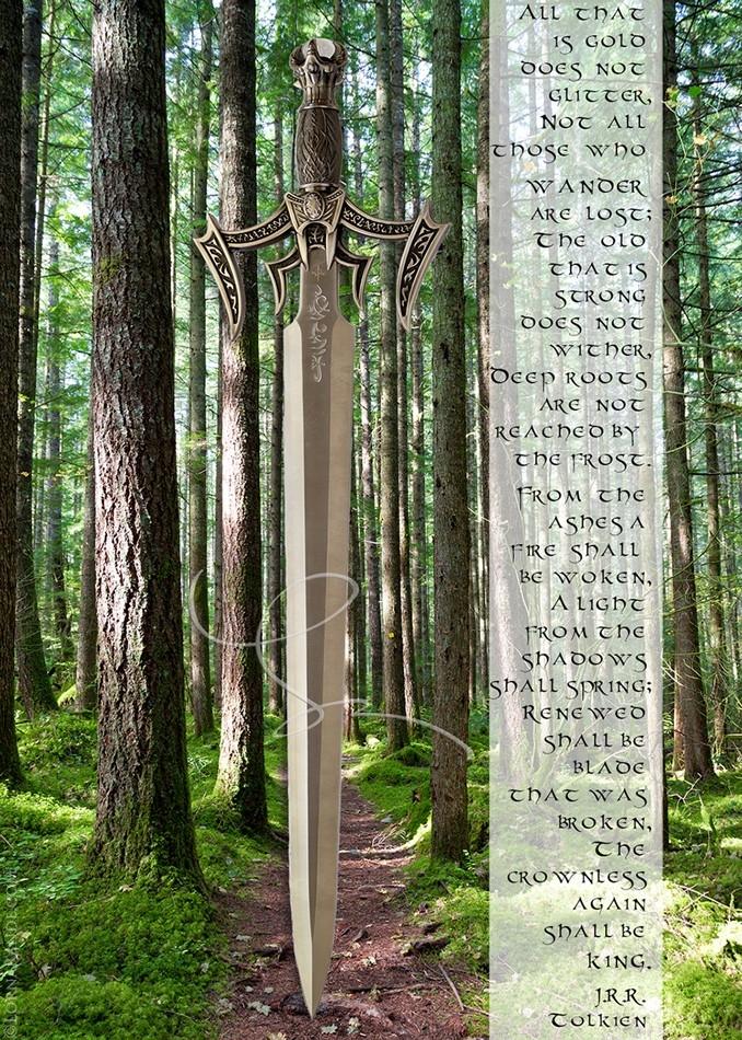 JRR Tolkien - Chilliwack, BC Canada