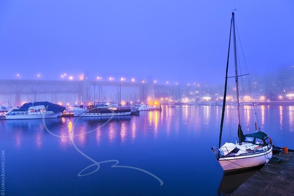 'Granville Fog' Vancouver, BC